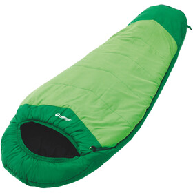 Outwell Convertible Junior Sleeping Bag Kids green